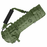 Rifle Scabbard Olive Drab Molle Shoulder Strap Fox 58-440