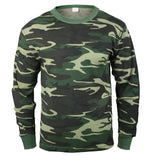 Military Cold Weather Thermal Knit Underwear rothco 6446 6454