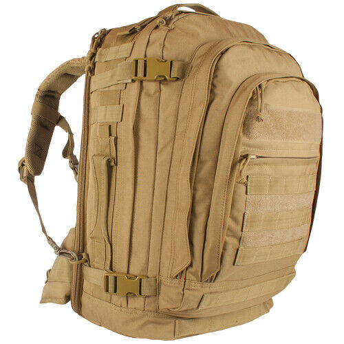 Coyote Backpack Military Style Field Operators Action Pack Tactical Fox 56-588
