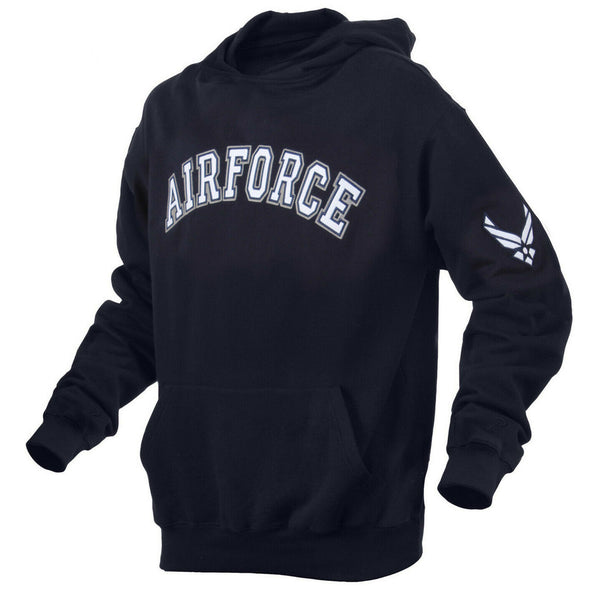 Air Force Hoodie USAF US Air Force Hooded Sweatshirt Rothco 2047
