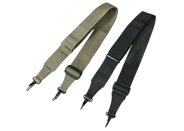 "utility strap gi style 55"" extra long duffle & cargo bag replacement strap 9725"