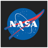 Mens NASA Space Agency Meatball Logo T-shirt Rothco 1958