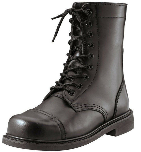 "combat boots gi military type 9"" boot rothco 5075 various sizes"