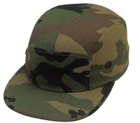 Street Cap Military Woodland Camo Cotton Polyester Rothco 9500