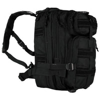medium transport pack backpack tactical black fox outdoor 56-421