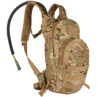 OCP Compact Modular Tactical Hydration Pack Multicam Camo Backpack Fox 56-359