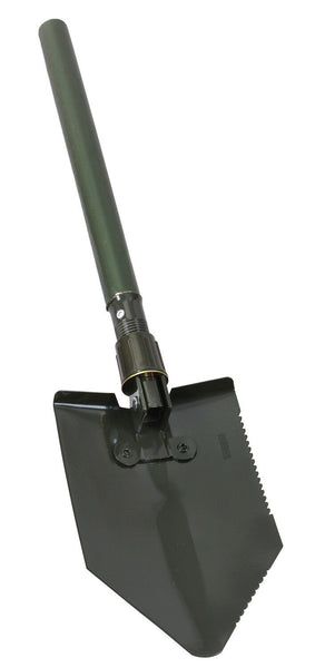 Olive Drab Heavy Duty Folding Shovel Military Style Rothco 50