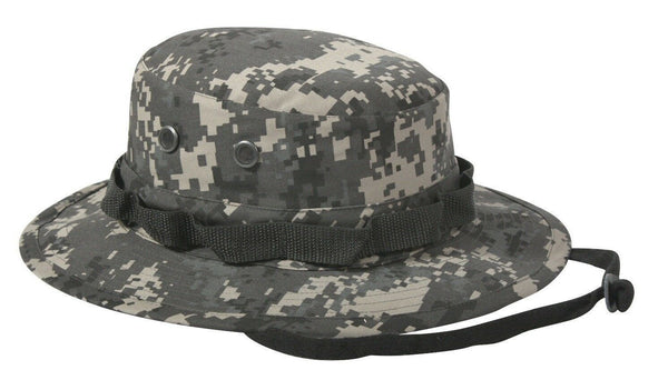 Booniehat Boonie Jungle Hat Subdued Digital Urban Camo Camouflage Rothco 5839
