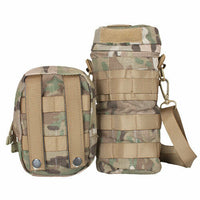 Multicam OCP Tactical Water Bottle Hydration Utility Pouch Carrier Fox 56-7990