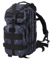 Medium Transport Pack Military Backpack Blue Digital Camo Rothco 2524