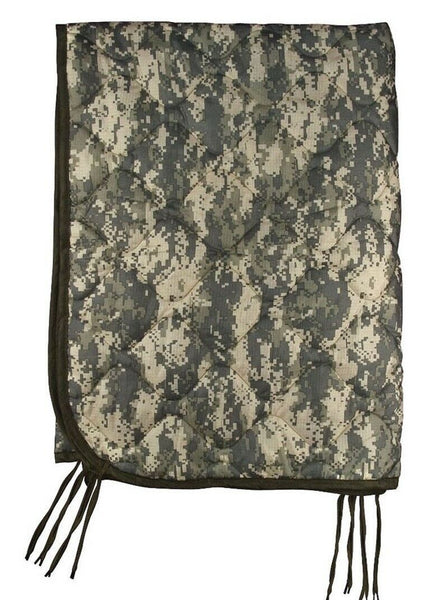 rain poncho liner blanket sleeping bag army acu digital camo rothco 8475