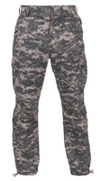 Kids Military Style Army Pants ACU Digital Camo Camouflage Boys Rothco 66110