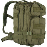 Military Style Backpack OD Medium Transport Pack Olive Drab Tactical Fox 56-420