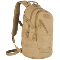 Tactical Scout Day Pack Backpack Coyote Brown Pack Fox 56-118
