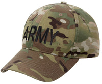 OCP US Army Ballcap Hat Baseball Cap Style Multicam Camo Low Profile Rothco 8087