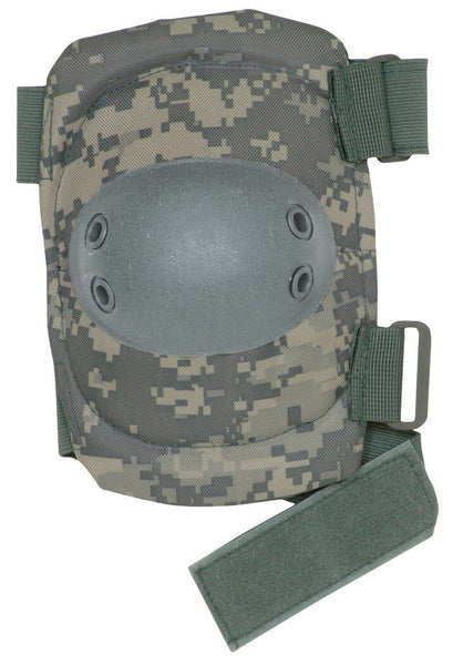 hard elbow pads tactical use various colors fox 56-991