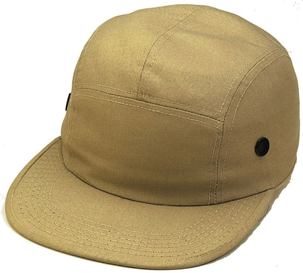 Khaki Street Cap Military Cotton Polyester Hat Rothco 9541