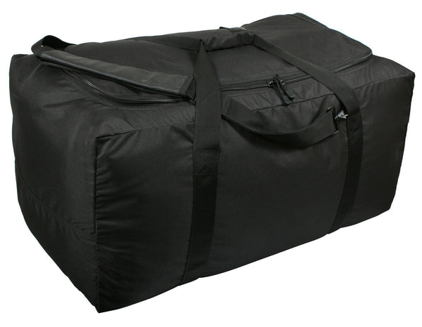 Tactical Full Access Bag For Your Gear Black Large Pack Rothco 8249