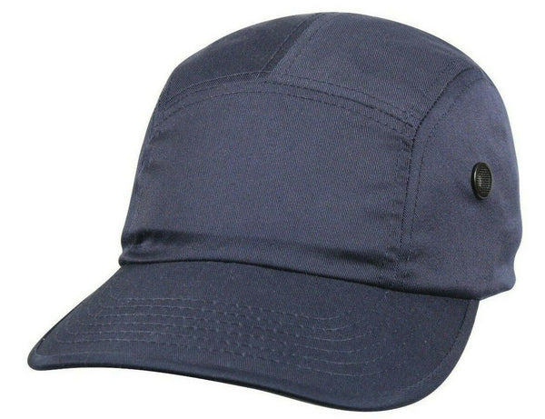Street Cap Military Navy Blue Cotton Polyester Hat Rothco 9543