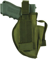 Belt Holster Ambidextrous Tactical Military Style Fox 58-160