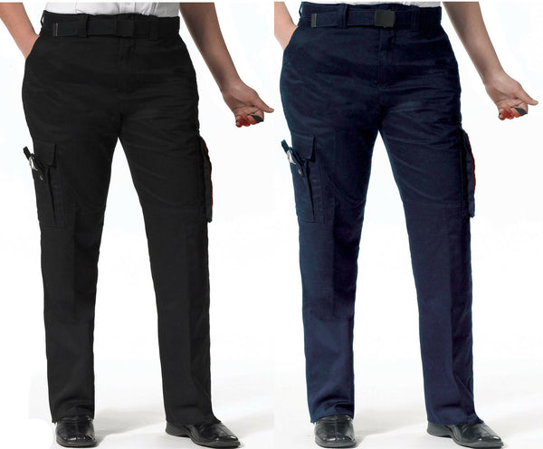 Womens 9 Pocket Tactical EMS Apparel EMT Medic Uniform Pants rothco 5623