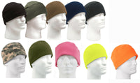 Military Style Warm Winter Polar Army Fleece Cap Beanie Watch Cap Rothco 8460