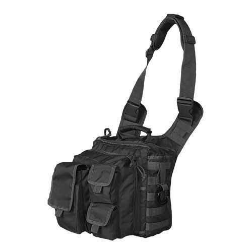 Over The Headrest Tactical Bag Shoulder Strap Carry Handle CCW Pack Fox 54-440