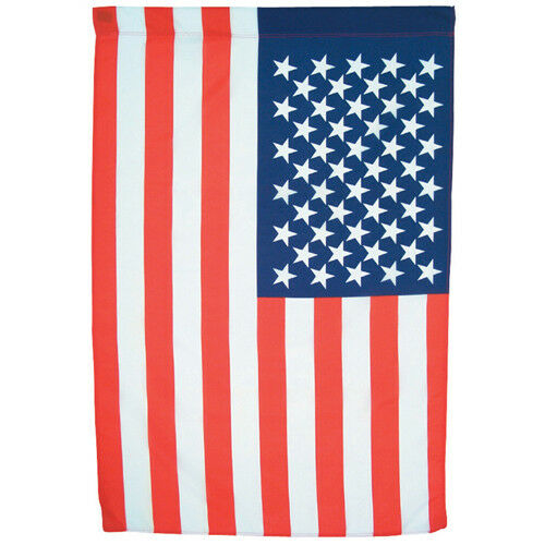 "banner usa united states of america pride 42"" polyester fox outdoor 84-81"