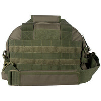 OD Tactical Field And Range Bag Pack 2 Compartment Carry Handles Shoulder Strap