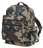 day pack backpack water resistant carry on travel bag rothco 2334-2330-2232