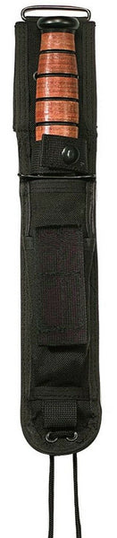 knife sheath gi type military black rothco 40065
