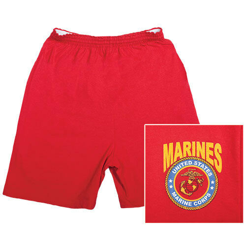 pt running shorts marines usmc military style fox outdoor 64-794 various sizes