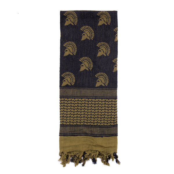 Desert Scarf Shemagh Spartan Design Tactical Keffiyeh Rothco 88533 88534
