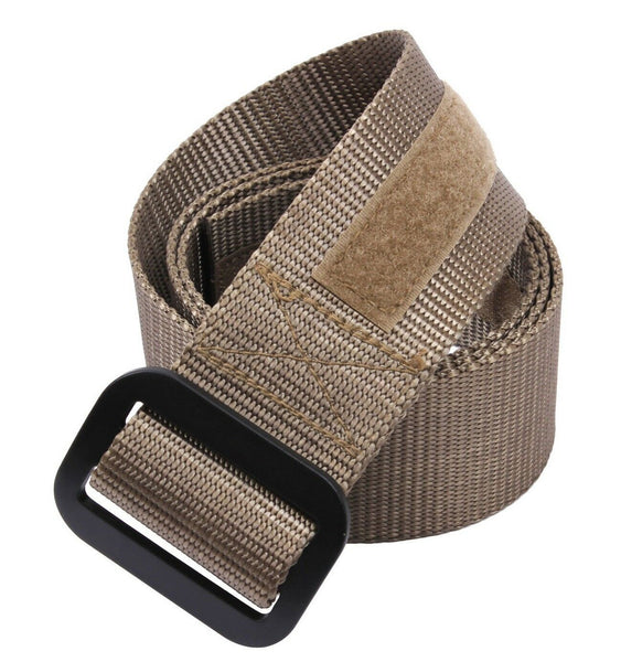 Coyote Brown AR-670-1 Compliant Military Nylon Riggers Belt rothco 44599