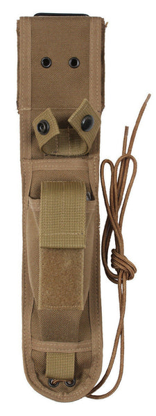 knife sheath gi type military coyote brown rothco 40065