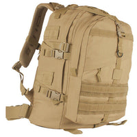 Coyote Large Transport Pack Backpack Tactical Travel Bag Fox Outdoor 56-438