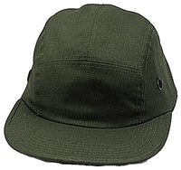 Street Cap Military Olive Drab Green Cotton Polyester Hat Rothco 9536