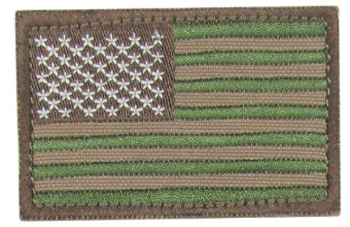 "Condor OCP Multicam USA Flag Patch Tactical 2"" x 3"" United States Badge"