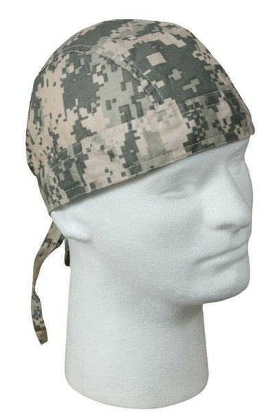 Army Head Wrap ACU Digital Universal Camo Rothco 5178