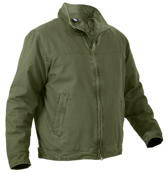 jacket concealed carry ccw 3 season olive drab various sizes rothco 53385