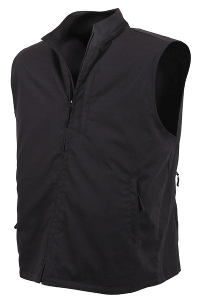 Concealed Carry Tactical Undercover Travel Vest CCW 12 Pockets Rothco 75500