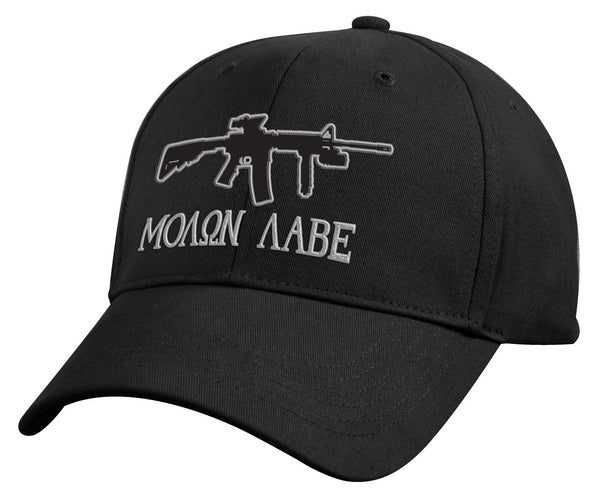 Molon Labe Hat Come and Take Them Baseball Cap Ballcap Rothco 9839