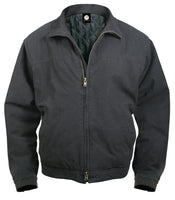 ccw jacket concealed carry 3 season black various sizes rothco 5385