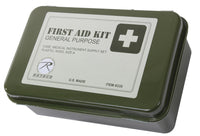 first aid kit general purpose high impact case with content rothco 8335