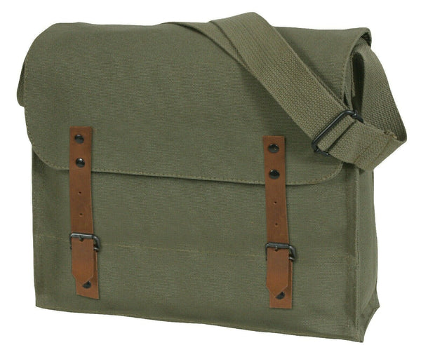 medic bag classic military style olive drab shoulder strap rothco 8148