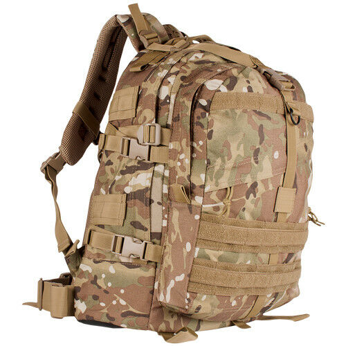 Military Large Transport Pack Backpack Tactical Multicam Camo Fox Outdoor 56-439