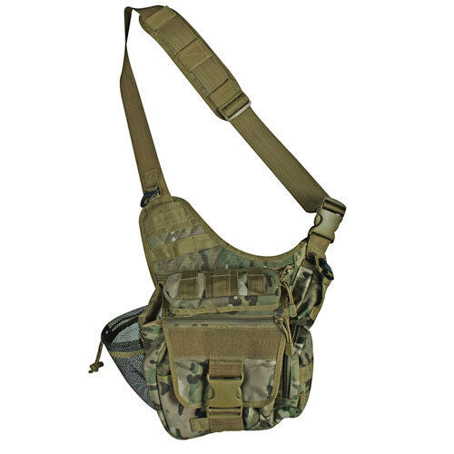 sling bag advanced tactical hipster shoulder bag ccw concealed carry fox 51-390