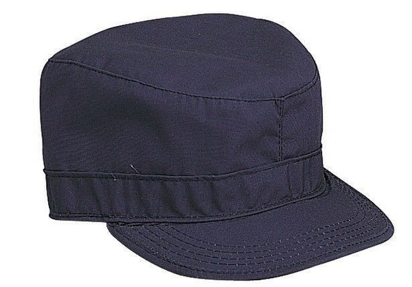 Navy Blue BDU Cap Military Fatigue Hat Rothco 9342