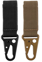 tactical key clip fits belt up to 2 inches rothco 2750