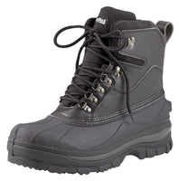 "boots waterproof cold weather hiking black 8"" insulated rothco 5459"